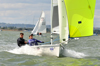 RS 200 Sprint Races, Nationals 2014